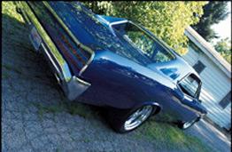 Kitchen Goat: Rick Bogoff's 1966 Pontiac GTO - OnAllCylinders