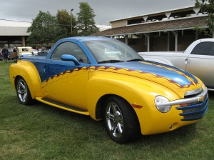 Chevy SSR by the Brain Toad