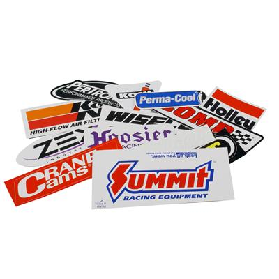 This is an april fools joke do not attempt to shorten your commute outrun the law or jump the grand canyon using summit racing stickers